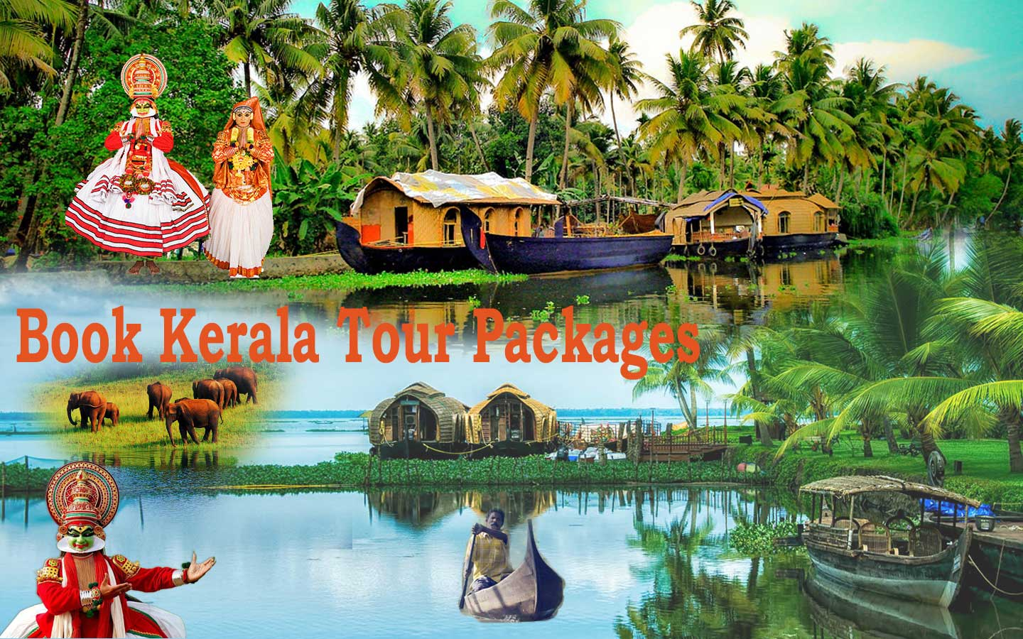 Book Kerala Package at Travel IQ